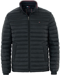 Packable Lightweight Down Jacket Jet Black