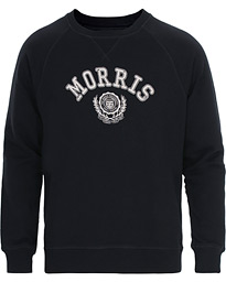 Morris Corby Sweatshirt Old Blue