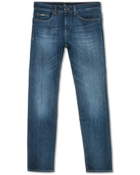 BOSS Delaware Stretch Jeans Mid Blue