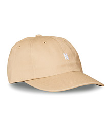 Twill Sports Cap Khaki