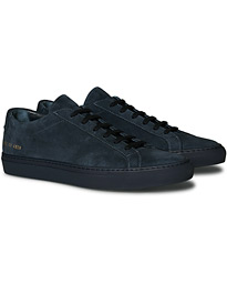 Common Projects Original Achilles Sneakers Navy Suede