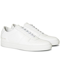 Common Projects B Ball Sneaker White Calf