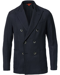 Barena Sirico Double Breasted Blazer Navy