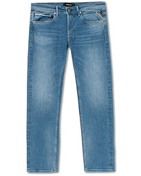 Replay Grover Stretch Jeans Light Blue