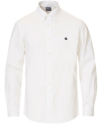 Brooks Brothers Regent Fit Non Iron Button Down Shirt White