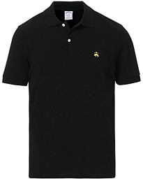 Brooks Brothers Supima Cotton Polo Black