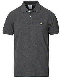 Brooks Brothers Supima Cotton Polo Grey