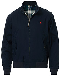 Polo Ralph Lauren City Baracuda Jacket Aviator Navy