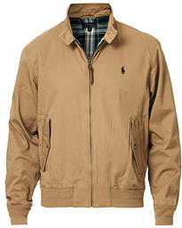 Polo Ralph Lauren City Baracuda Jacket Tan
