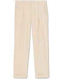 NN07 Codo Pleated Turn Up Trousers Kit