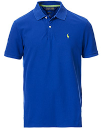 Polo Ralph Lauren Golf Stretch Mesh Sweater Cruise Royal