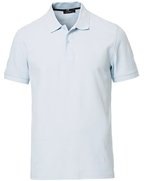 J.Lindeberg Troy Clean Polo Light Blue