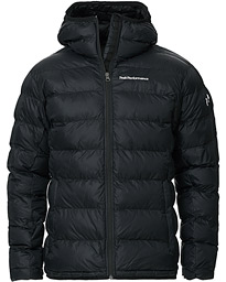 Peak Performance Lucas Hooded Jacket Black