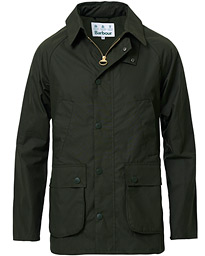 Barbour Lifestyle Bedale Cotton Casual Coat Sage