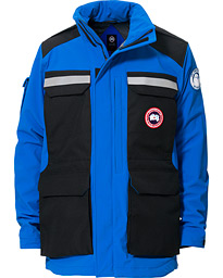 Canada Goose Photojournalist Field Jacket Royal PBI Blue