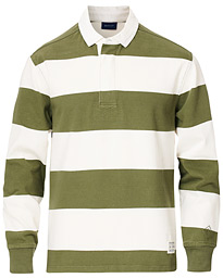 GANT Hugger Barstripe Rugger Four Leaf Green