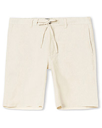 GANT Relaxed Linen Drastring Shorts Putty