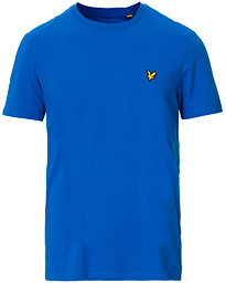 Lyle & Scott Crew Neck Tee Bright Cobalt