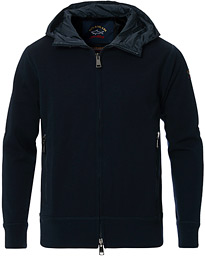 Paul&Shark Hooded Jacket Dark Navy