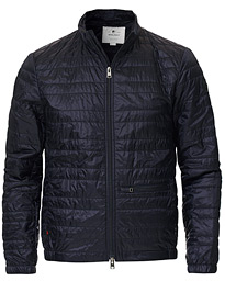 Woolrich Quilted Jacket Navy