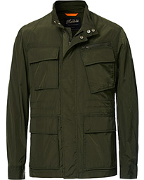Morris Fairmont Patch Pocket Field Jacket Army Green