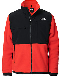 The North Face Denali Fleece DWR Jacket Black/Red