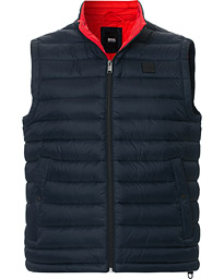 BOSS Chroma Down Vest  Dark Blue