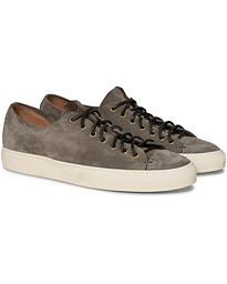 Buttero Suede Sneaker Taupe