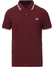 Fred Perry Twin Tip Polo Port
