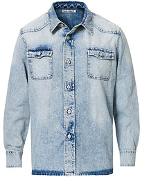 Our Legacy New Frontier Denim Shirt California Shower