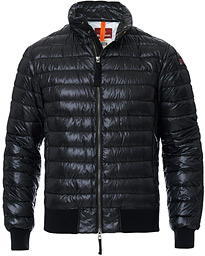 Parajumpers Chester Sheen Lightweight High Gloss Jacket Black