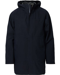 Norse Projects Bergen Shell Gore-Tex 2.0 Jacket Dark Navy