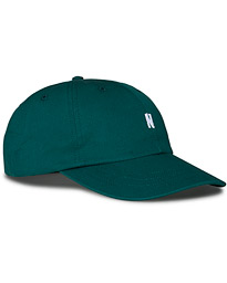 Norse Projects Twill Sports Cap Sporting Green