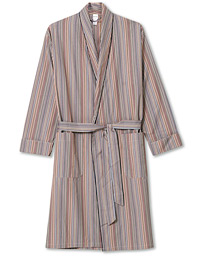 Dressing Gown Multistripe
