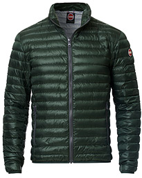Colmar Lightweight Down Jacket Botanical Green