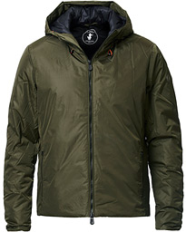 Save The Duck Lightweight Shiny Jacket Dusty Olive