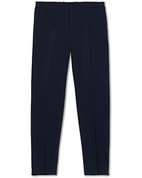 Oscar Jacobson Neil Jersey Drawstring Trousers Navy