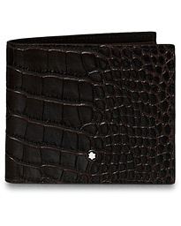 Montblanc Meisterstück Selection Wallet 6cc Brown