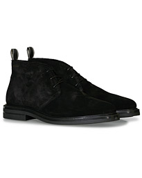 Kyree Chukka Boot Black Suede