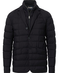 Herno Legend Piumino Down City Jacket Deep Blue