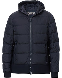 Herno Chamonix Jacket Dark Blue