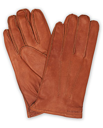 Milo Leather Glove Cognac