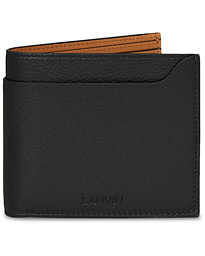 Lanvin East West Wallet Black