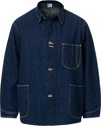 40s Coverall Jacket One Wash
