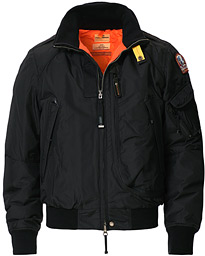 Fire Masterpiece Bomber Jacket Black