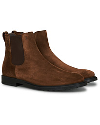 Chelsea Boot Brown Suede