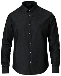 Denim Shirt Black