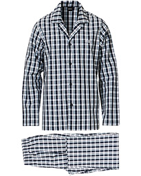 BOSS Urban Checked Pyjama Set Black