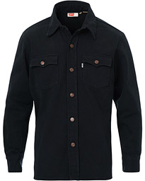 Denim Shirt Jacket Caviar