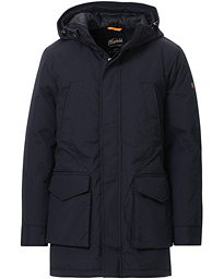 Morris Newport Down Parka Old Blue